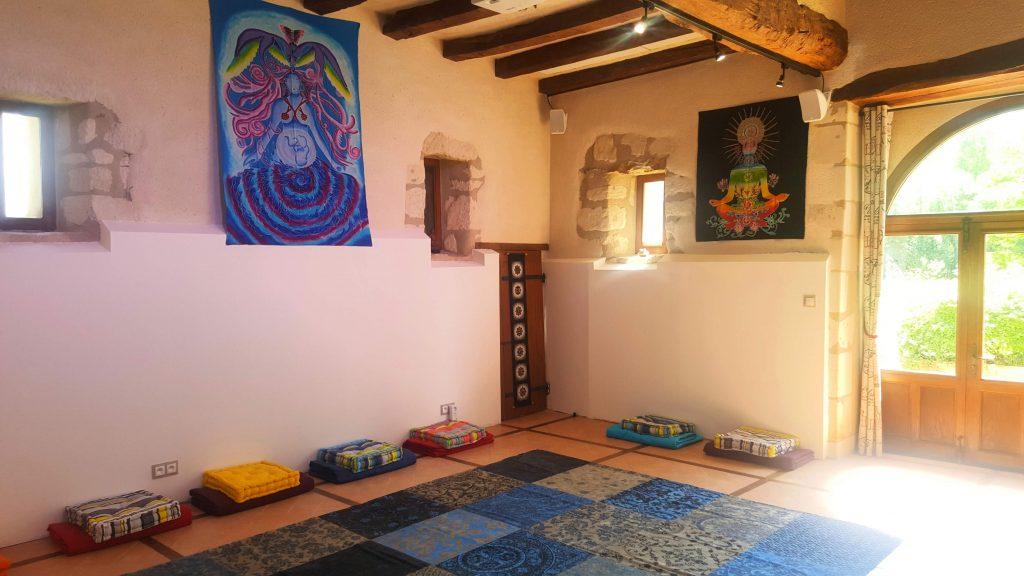 salle de yoga Maine et Loire