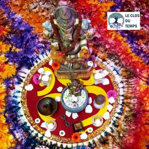 Rituel de Ganesh